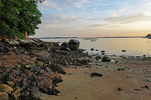 Wall Art - Photograph - Beverly Ma Rocky Coast by Toby McGuire