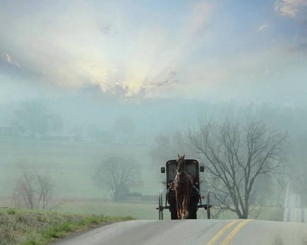 Lancaster County Photograph - Beyond The Horizon by Lori Deiter