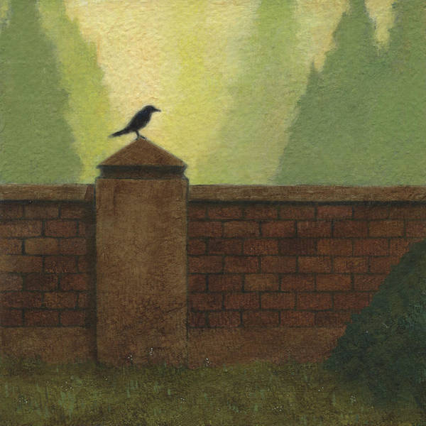 Painting - Beyond The Wall by John Holdway
