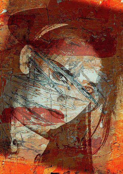 Digital Art - BG by Jayime Jean
