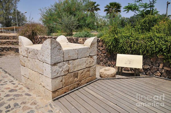 Wall Art - Photograph - biblical town of Be'er Sheva k3 by Shay Levy