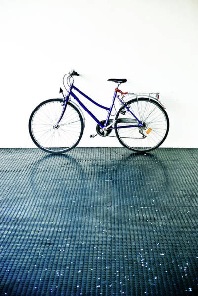 Surroundings Photograph - Bicycle by Ilbusca