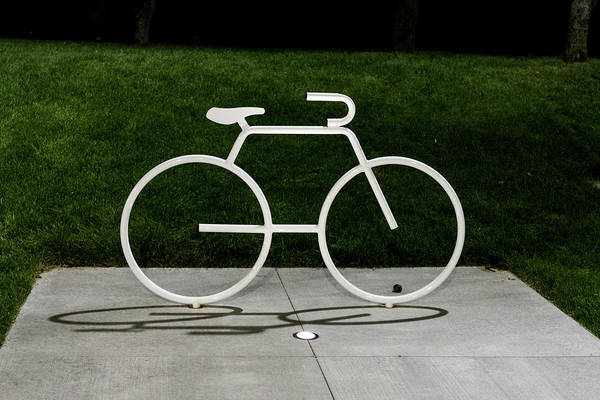 Photograph - Bicycle by Randy Scherkenbach