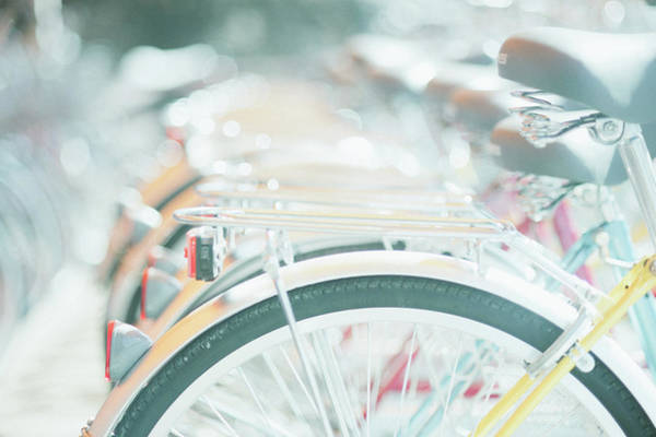 Bicycle Photograph - Bicycle by So1