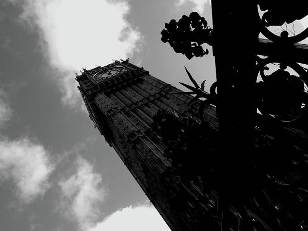 Art Print featuring the photograph Big Ben by Edward Lee