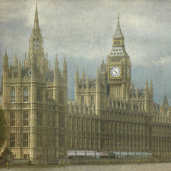 Houses Of Parliament Wall Art - Photograph - Big Ben by Jt Images