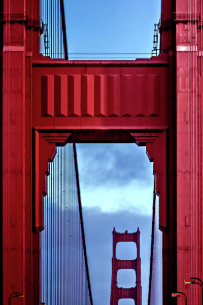 Cloudy Photograph - Big Red by Az Jackson