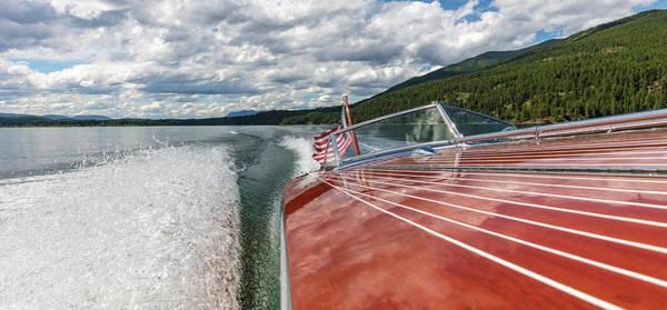 Photograph - Big Sky Big Boat by Steven Lapkin