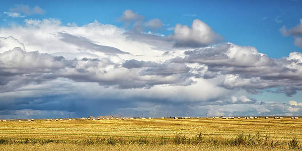 Photograph - Big Sky Montana by Cheryl Strahl