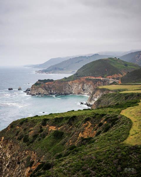 Photograph - Big Sur Coast Vii Color by David Gordon