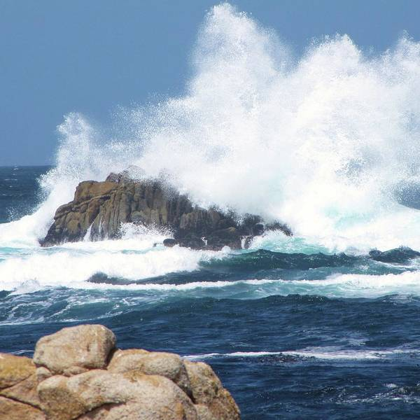 Surf City Usa Photograph - Big Sur by Daniela Duncan