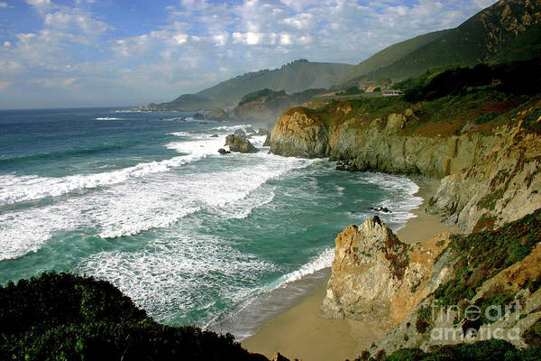 Photograph - Big Sur by Paula Guttilla