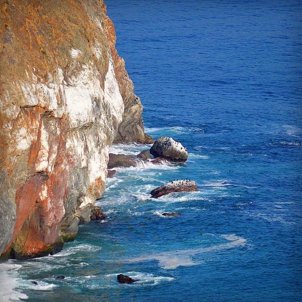 Photograph - Big Sur Sanctuary by Glenn McCarthy Art and Photography