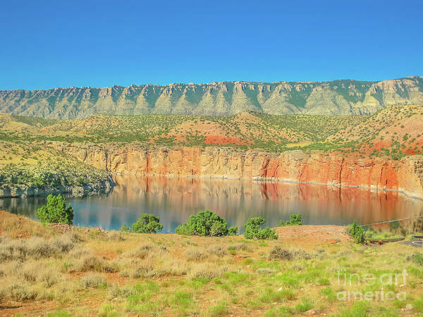 Photograph - Bighorn Canyon National Recreation by Benny Marty