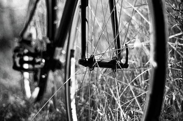Stationary Photograph - Bike by Sam Revel