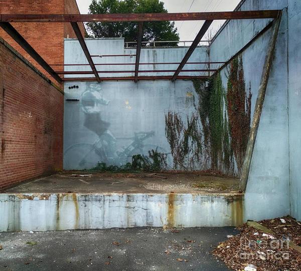 Wall Art - Photograph - Hunter - Cycling Societies  by Steven Digman