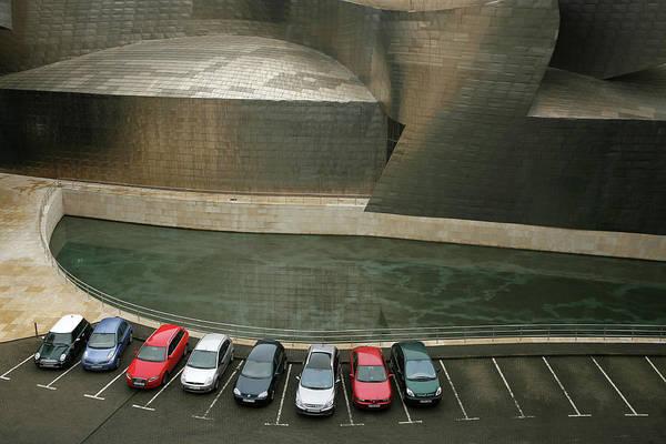 Bilbao Photograph - Bilbao, Biscay, Basque Country, Spain by Xavi Gomez