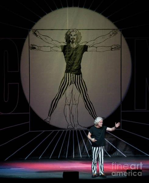 Photograph - Billy Connolly by Phill Potter