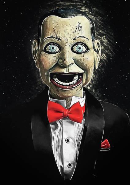 Wall Art - Digital Art - Billy The Dummy by Zapista Zapista