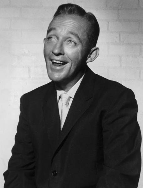 Photo Shoot Photograph - Bing Crosby by Archive Photos