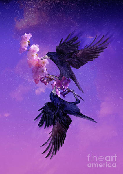 Wall Art - Digital Art - Bird Kingdom 5 by Johan Lilja