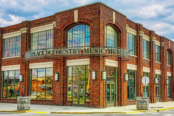 Photograph - Birthplace Of Country Music by Dale R Carlson