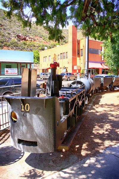 Wall Art - Photograph - Bisbee Mine Train by Chris Smith