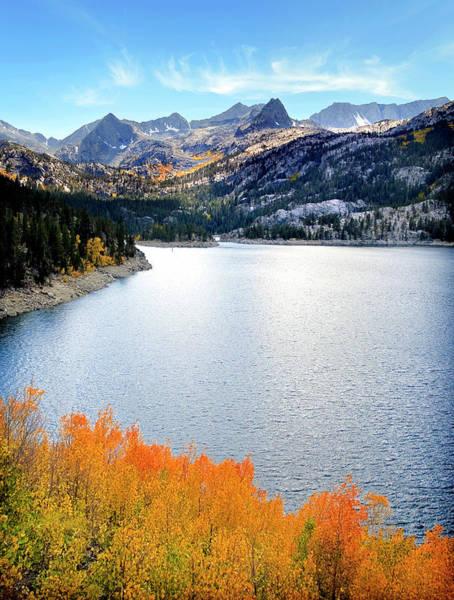 Bishop Photograph - Bishop Creek South Lake by Stephanie Sawyer
