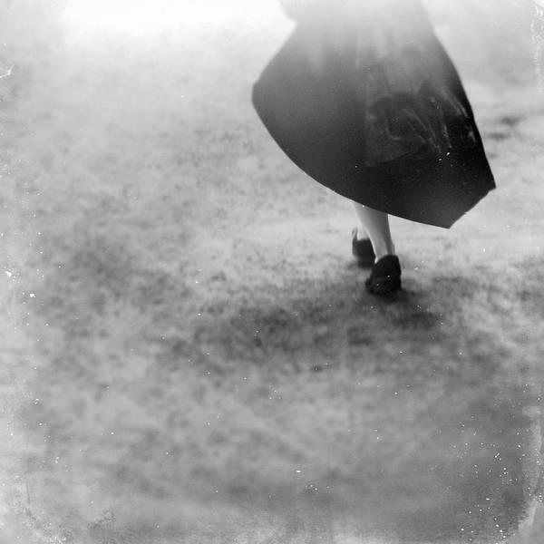 Photograph - Black Camisole #1020 by Andrey Godyaykin