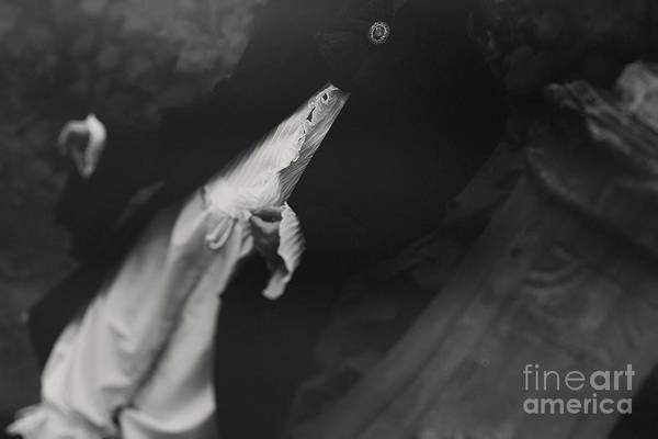 Photograph - Black Camisole #1030 by Andrey Godyaykin
