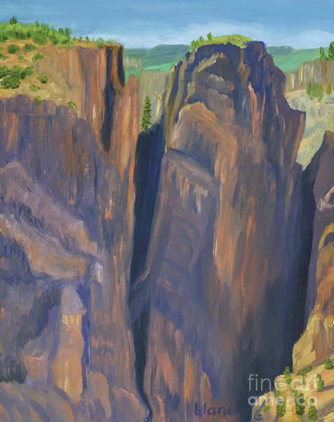 Black Canyon Of The Gunnison Art Print