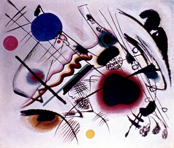 Photograph - Black Dot by Wassily Kandinsky
