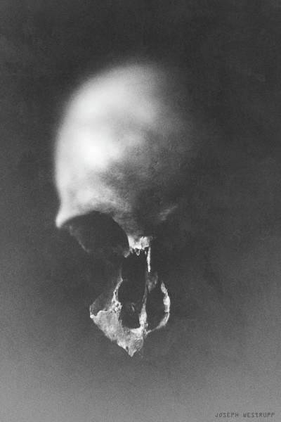 Joseph Photograph - Black Erosion by Joseph Westrupp
