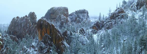 Crazy Horse Photograph - Black Hills Powder by Kadek Susanto