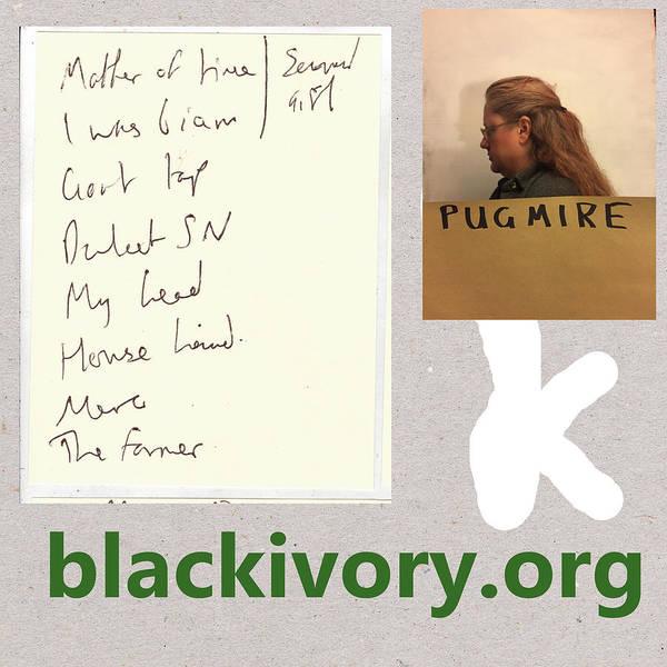 Mixed Media - Black Ivory Printmaking Club Album Art 6 by Artist Dot