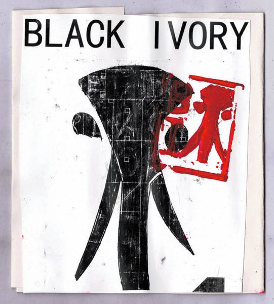 Photograph - Black Ivory - This Album by Artist Dot