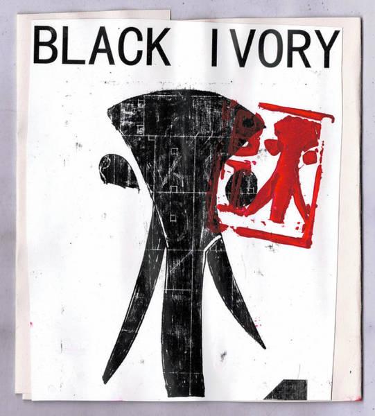 Wall Art - Photograph - Black Ivory - This Album by Artist Dot