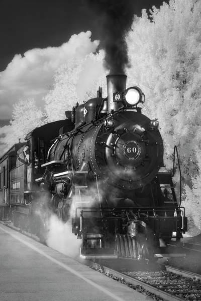 Photograph - Black River - Western Railroad by Susan Candelario
