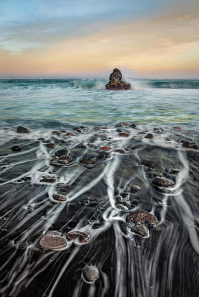 Photograph - Black Sands Of Bollulo Beach by Dmytro Korol
