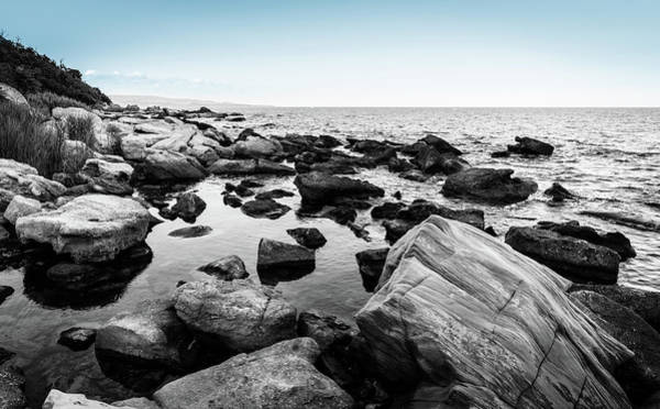 Wall Art - Photograph - Black Sea Coast by Alexey Stiop