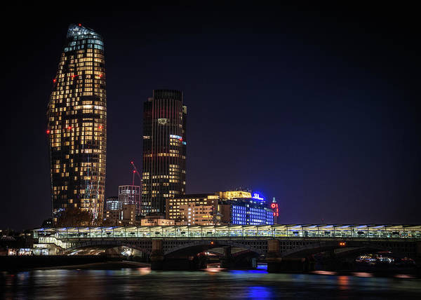 Photograph - Blackfriars by Framing Places