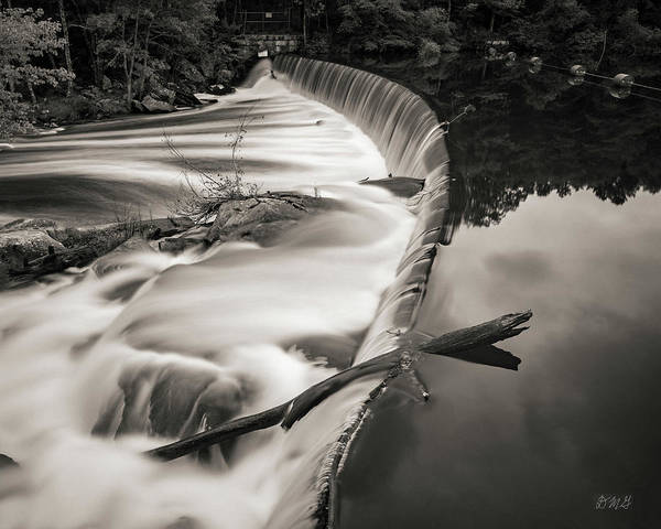 Photograph - Blackstone River Vi Toned by David Gordon