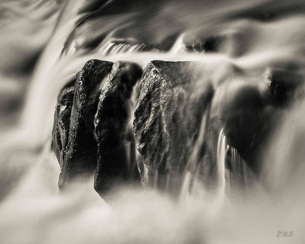 Photograph - Blackstone River Xiii Toned by David Gordon