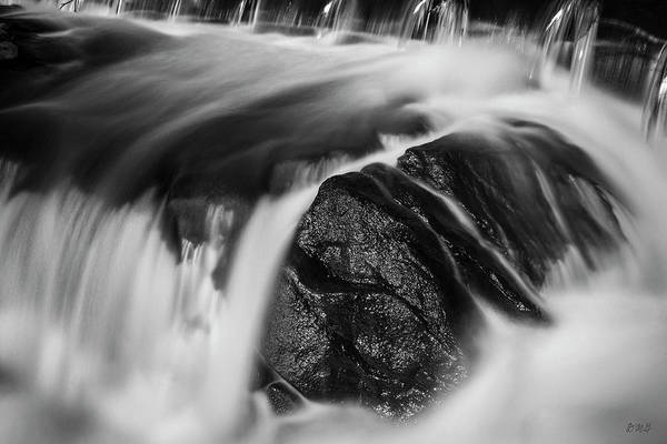 Photograph - Blackstone River Xiv Bw by David Gordon