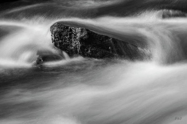 Photograph - Blackstone River Xvi  Bw by David Gordon
