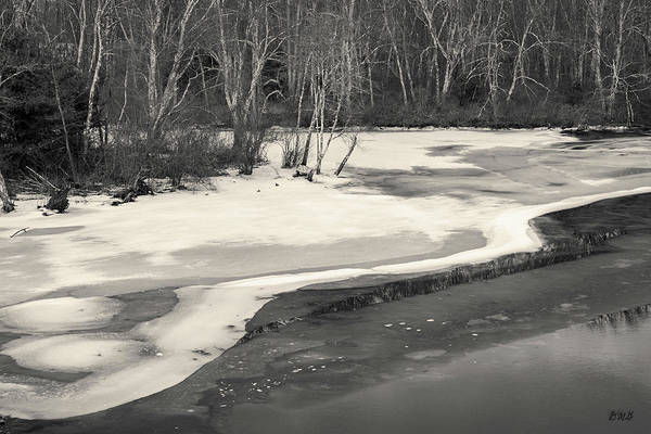 Photograph - Blackstone River Xxii Toned by David Gordon