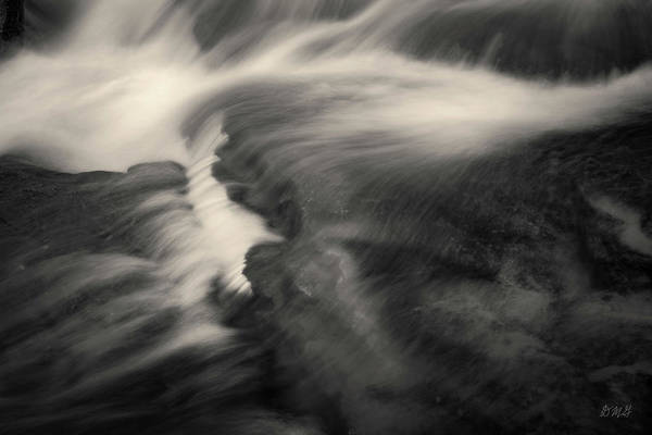 Blackstone River Xxv  Toned Art Print by David Gordon