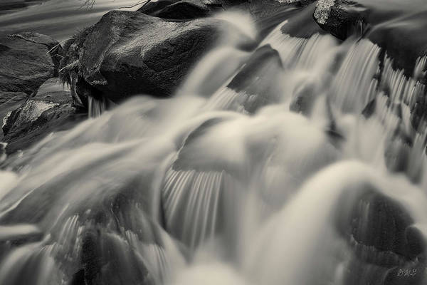 Photograph - Blackstone River Xxvii Toned by David Gordon