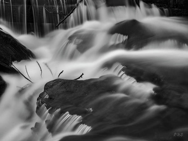 Photograph - Blackstone River Xxviii Bw by David Gordon