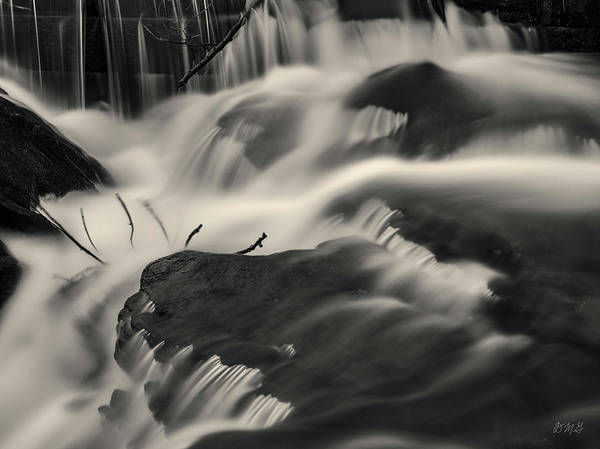 Photograph - Blackstone River Xxviii Toned by David Gordon